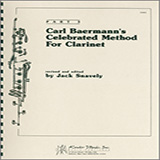 Jack Snavely Carl Baermann's Celebrated Method For Clarinet, Part 3 Sheet Music and Printable PDF Score | SKU 124969