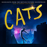 Download or print Cats Cast Jellicle Songs For Jellicle Cats (from the Motion Picture Cats) Digital Sheet Music Notes and Chords - Printable PDF Score
