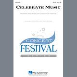 Joseph M. Martin Celebrate Music Sheet Music and Printable PDF Score | SKU 89321