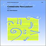 Spears Celebrate Percussion! Sheet Music and Printable PDF Score | SKU 124742