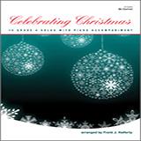 Frank J. Halferty Celebrating Christmas (14 Grade 4 Solos With Piano Accompaniment) - Bb Clarinet Sheet Music and Printable PDF Score | SKU 372667