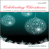 Frank J. Halferty Celebrating Christmas (14 Grade 4 Solos With Piano Accompaniment) - Eb Alto Saxophone Sheet Music and Printable PDF Score | SKU 372660