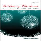 Frank J. Halferty Celebrating Christmas (14 Grade 4 Solos With Piano Accompaniment) - Piano (optional) Sheet Music and Printable PDF Score | SKU 372661