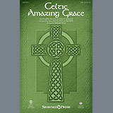 Michael Ware Celtic Amazing Grace - Percussion Sheet Music and Printable PDF Score | SKU 374786