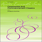 David Uber Ceremonial And Commencement Classics - 1st Bb Trumpet Sheet Music and Printable PDF Score | SKU 342870