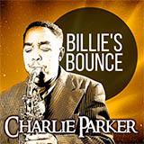 Charlie Parker Billie's Bounce (Bill's Bounce) Sheet Music and Printable PDF Score | SKU 152451