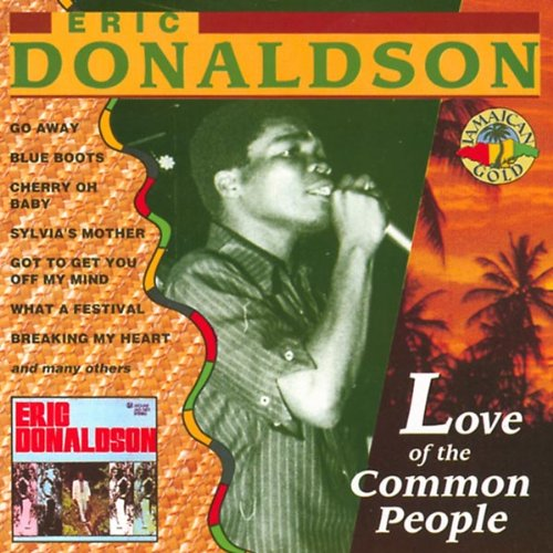 Eric Donaldson image and pictorial