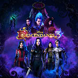 China Anne McClain Dig A Little Deeper (from Disney's Descendants 3) Sheet Music and Printable PDF Score | SKU 424159