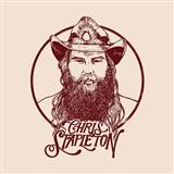 Download or print Chris Stapleton Either Way Digital Sheet Music Notes and Chords - Printable PDF Score