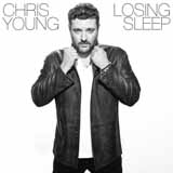 Download or print Chris Young Hangin' On Digital Sheet Music Notes and Chords - Printable PDF Score