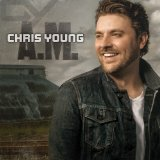 Chris Young Lonely Eyes Sheet Music and Printable PDF Score | SKU 158612