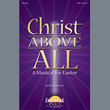 Mark Brymer Christ Above All - Bb Clarinet 2 Sheet Music and Printable PDF Score | SKU 267497