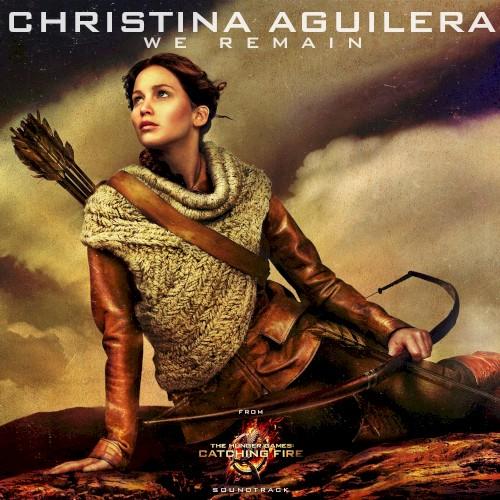 Christina Aguilera We Remain Sheet Music and Printable PDF Score | SKU 154065