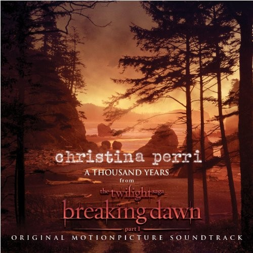 Christina Perri A Thousand Years Sheet Music and Printable PDF Score | SKU 162293