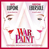 Christine Ebersole Pink (from War Paint) Sheet Music and Printable PDF Score   SKU 417194