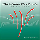 Balent Christmas FlexDuets - Bass Clef Instruments Sheet Music and Printable PDF Score | SKU 312300