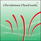 Andrew Balent Christmas Flexduets - Violin Sheet Music and Printable PDF Score | SKU 440949