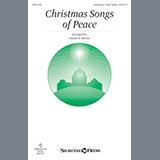 Joseph M. Martin Christmas Songs Of Peace Sheet Music and Printable PDF Score | SKU 198407