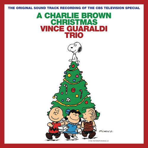 Vince Guaraldi image and pictorial