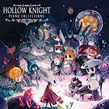 Christopher Larkin Reflection (from Hollow Knight Piano Collections) (arr. David Peacock) Sheet Music and Printable PDF Score | SKU 433707