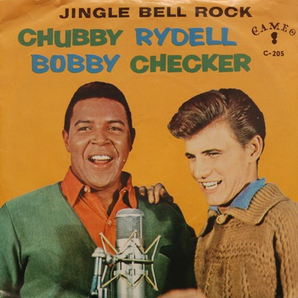 Chubby Checker Jingle Bell Rock Sheet Music and Printable PDF Score | SKU 106407
