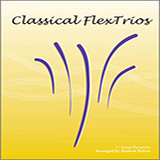 Balent Classical FlexTrios - Percussion Instruments - Percussion Sheet Music and Printable PDF Score | SKU 321872