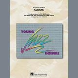 John Wasson Clocks - Baritone Sax Sheet Music and Printable PDF Score | SKU 300654