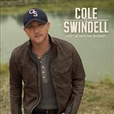 Download or print Cole Swindell Ain't Worth The Whiskey Digital Sheet Music Notes and Chords - Printable PDF Score
