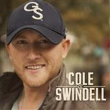 Cole Swindell Hope You Get Lonely Tonight Sheet Music and Printable PDF Score | SKU 155693