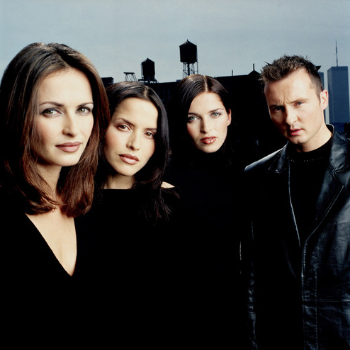 The Corrs image and pictorial