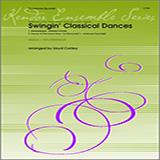 Conley Swingin; Classical Dances - Trombone 1 Sheet Music and Printable PDF Score   SKU 313679