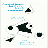 Murray Houllif Contest Duets For Young Snare Drummers Sheet Music and Printable PDF Score   SKU 124880