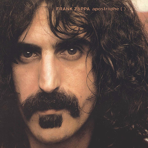 Frank Zappa image and pictorial
