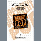 Bruno Mars Count On Me (arr. Audrey Snyder) Sheet Music and Printable PDF Score   SKU 495821