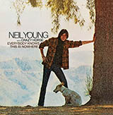 Neil Young Cowgirl In The Sand Sheet Music and Printable PDF Score | SKU 185417