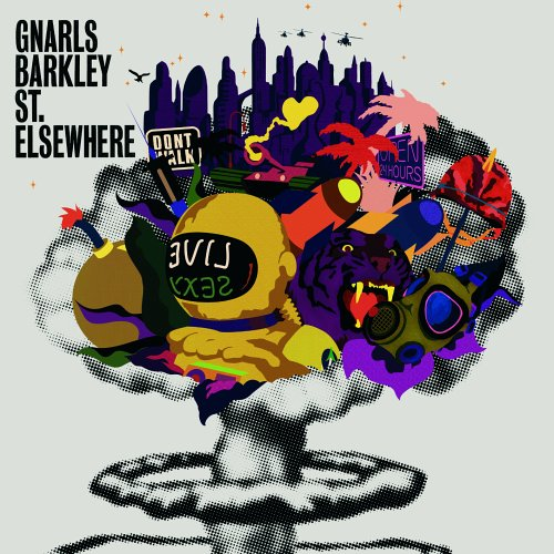 Gnarls Barkley image and pictorial