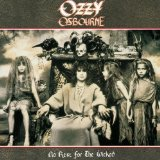 Ozzy Osbourne Crazy Babies Sheet Music and Printable PDF Score | SKU 70616