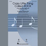 Queen & Billy Joel Crazy Little Thing Called ROCK (arr. Tom Anderson) Sheet Music and Printable PDF Score   SKU 414775