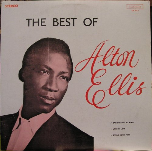 Alton Ellis image and pictorial