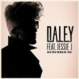 Download or print Daley Remember Me (feat. Jessie J) Digital Sheet Music Notes and Chords - Printable PDF Score