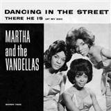 Martha & The Vandellas Dancing In The Street Sheet Music and Printable PDF Score | SKU 378890