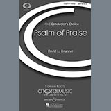 Download or print David Brunner Psalm Of Praise Digital Sheet Music Notes and Chords - Printable PDF Score