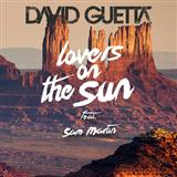 David Guetta Lovers On The Sun (feat. Sam Martin) Sheet Music and Printable PDF Score | SKU 119429