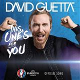 Download or print David Guetta This One's For You Digital Sheet Music Notes and Chords - Printable PDF Score
