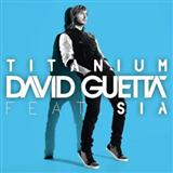 David Guetta Titanium (feat. Sia) Sheet Music and Printable PDF Score | SKU 113581
