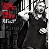 David Guetta What I Did For Love (feat. Emeli Sandé) Sheet Music and Printable PDF Score | SKU 120559