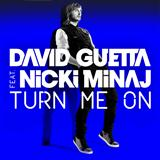 David Guetta Turn Me On (feat. Nicki Minaj) Sheet Music and Printable PDF Score | SKU 113837