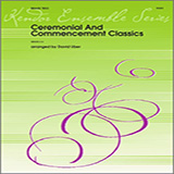 Download or print David Uber Ceremonial And Commencement Classics - Full Score Digital Sheet Music Notes and Chords - Printable PDF Score