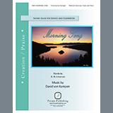 David Von Kampen Morning Song Sheet Music and Printable PDF Score   SKU 469524