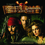 Hans Zimmer Davy Jones (from Pirates Of The Caribbean: Dead Man's Chest) Sheet Music and Printable PDF Score | SKU 72188